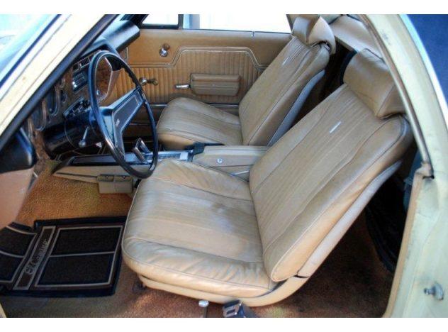 1970 Chevrolet El Camino SS Pickup 396 CI, Automatic presented as lot F127 at Kansas City, MO 2010 - image6