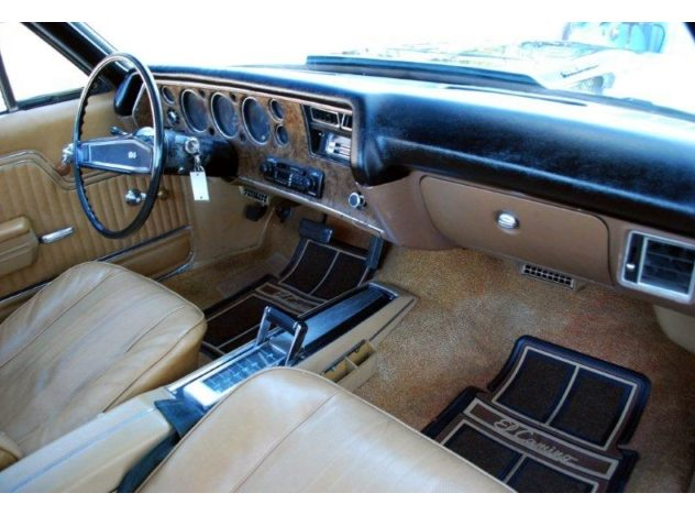 1970 Chevrolet El Camino SS Pickup 396 CI, Automatic presented as lot F127 at Kansas City, MO 2010 - image7