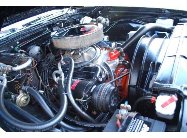 1970 Chevrolet El Camino SS Pickup 396 CI, Automatic presented as lot F127 at Kansas City, MO 2010 - image8