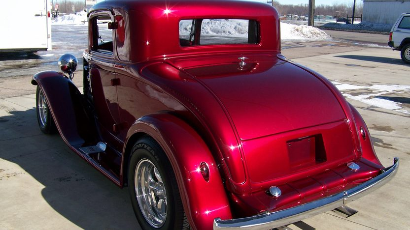 1932 Plymouth 3 Window Coupe presented as lot F130 at Kansas City, MO 2010 - image2