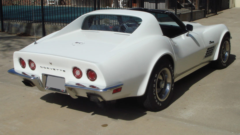 1972 Chevrolet Corvette Coupe 350/285 HP, Automatic presented as lot F148 at Kansas City, MO 2010 - image2