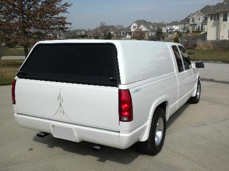 1995 Chevrolet 1500 Pickup 383/315 HP, Automatic presented as lot F264 at Kansas City, MO 2010 - image2