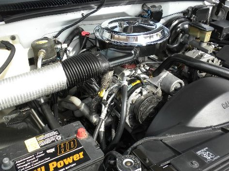 1995 Chevrolet 1500 Pickup 383/315 HP, Automatic presented as lot F264 at Kansas City, MO 2010 - image6