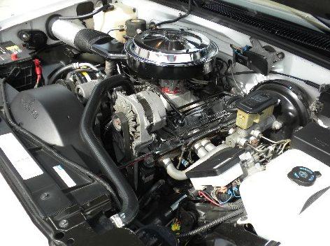 1995 Chevrolet 1500 Pickup 383/315 HP, Automatic presented as lot F264 at Kansas City, MO 2010 - image7
