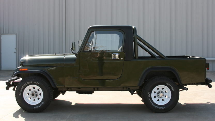 1983 Jeep CJ-8 Scrambler presented as lot F270 at Kansas City, MO 2010 - image3