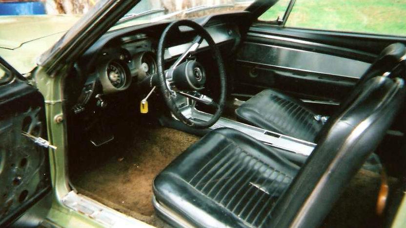 1967 Ford Mustang Convertible 289 CI presented as lot F271 at Kansas City, MO 2010 - image4