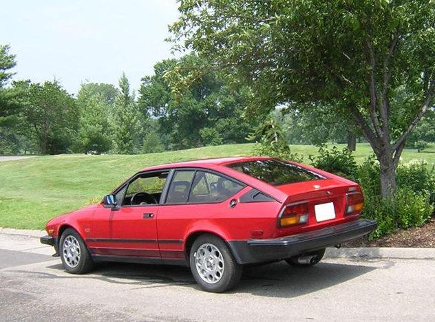 1985 Alfa Romeo GTV6 2-Door presented as lot F276 at Kansas City, MO 2010 - image2