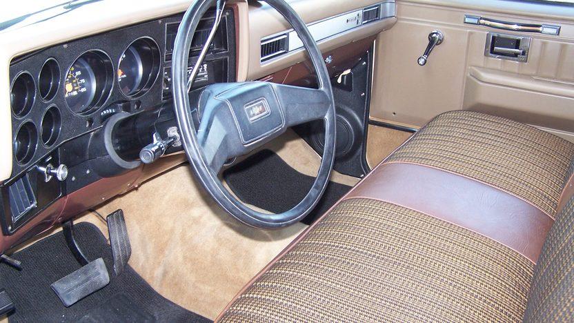 1985 Chevrolet S10 Pickup 350/350 HP, Automatic presented as lot F164 at Kansas City, MO 2010 - image4