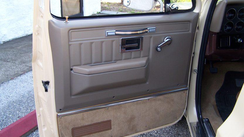 1985 Chevrolet S10 Pickup 350/350 HP, Automatic presented as lot F164 at Kansas City, MO 2010 - image5