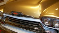 1958 Chevrolet Apache Pickup 50th Anniversary Edition, 283 CI, 3-Speed presented as lot F174 at Kansas City, MO 2010 - thumbail image3