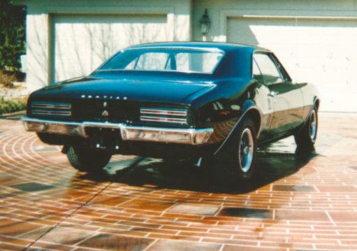 1967 Pontiac Firebird presented as lot F194 at Kansas City, MO 2010 - image2