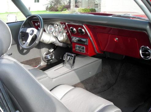 1968 Chevrolet Camaro 2-Door Hardtop 454/505 HP, 4-Speed Automatic presented as lot F197 at Kansas City, MO 2010 - image6