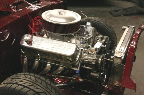 1968 Chevrolet Camaro 2-Door Hardtop 454/505 HP, 4-Speed Automatic presented as lot F197 at Kansas City, MO 2010 - image7