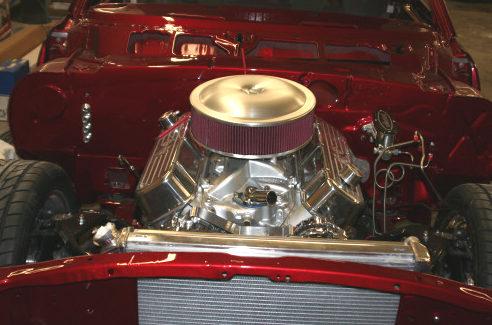 1968 Chevrolet Camaro 2-Door Hardtop 454/505 HP, 4-Speed Automatic presented as lot F197 at Kansas City, MO 2010 - image8