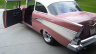 1957 Chevrolet  2-Door Sedan 327 CI, 4-Speed Automatic presented as lot F198 at Kansas City, MO 2010 - thumbail image2