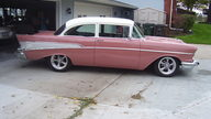 1957 Chevrolet  2-Door Sedan 327 CI, 4-Speed Automatic presented as lot F198 at Kansas City, MO 2010 - thumbail image3