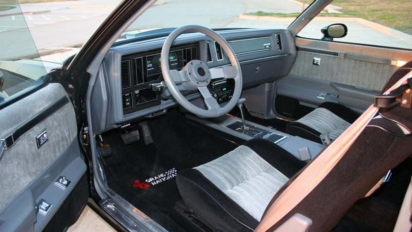 1987 Buick Grand National 2-Door 245 HP, Automatic presented as lot F204 at Kansas City, MO 2010 - image2