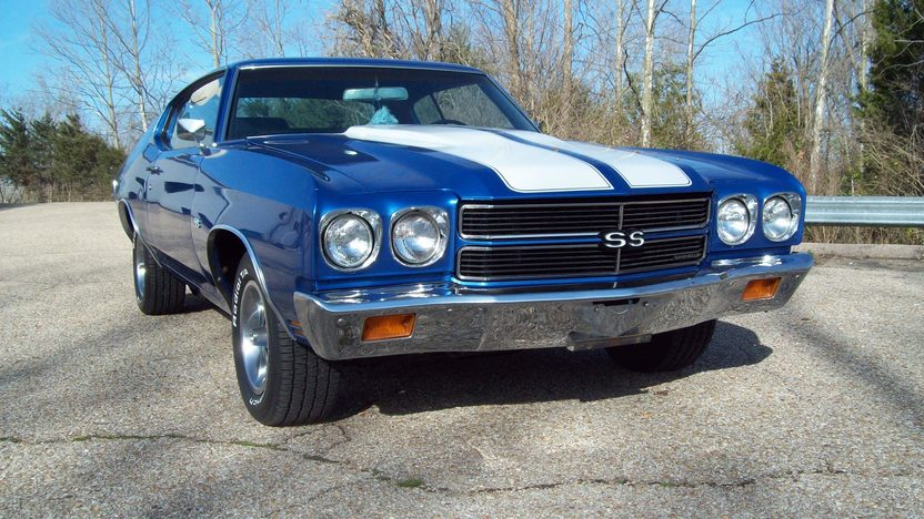 1970 Chevrolet Chevelle SS 350 CI, Automatic presented as lot F206 at Kansas City, MO 2010 - image3