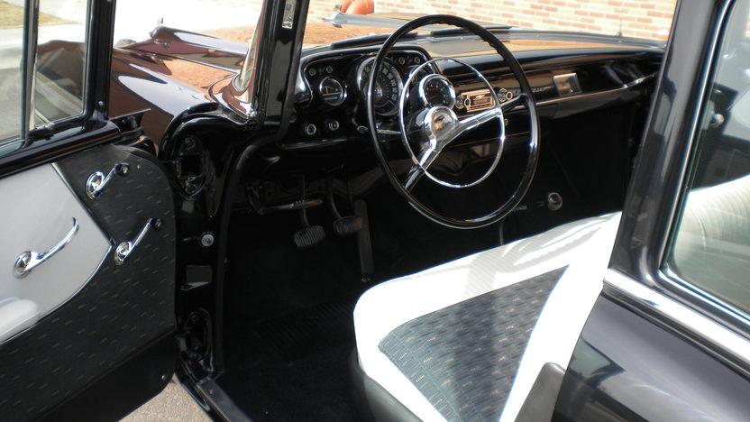 1957 Chevrolet 210 2-Door Sedan 283 CI, 4-Speed   presented as lot F216 at Kansas City, MO 2010 - image3