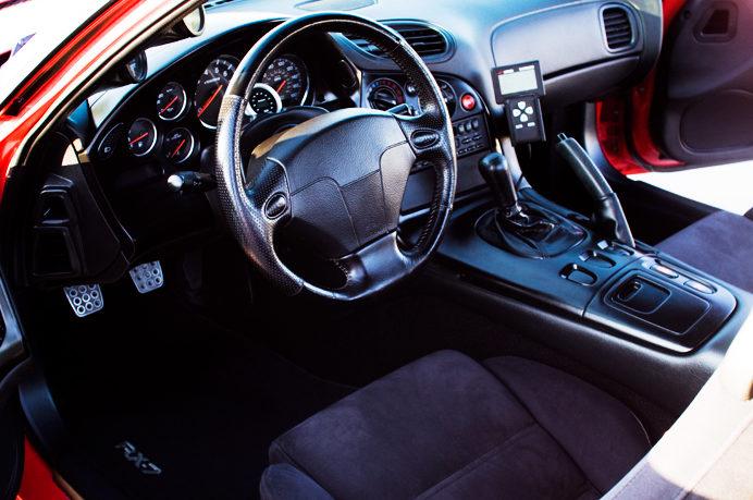 1993 Mazda RX-7 R2 365 HP, 5-Speed presented as lot F217 at Kansas City, MO 2010 - image3