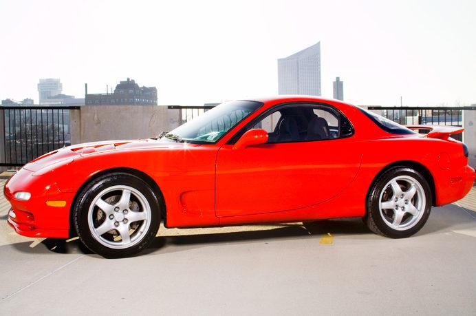1993 Mazda RX-7 R2 365 HP, 5-Speed presented as lot F217 at Kansas City, MO 2010 - image6