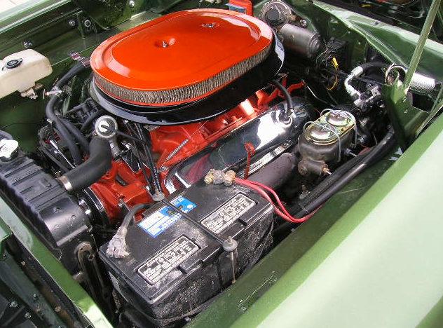 1970 Dodge Coronet R/T Replica 383 CI, Automatic presented as lot F228 at Kansas City, MO 2010 - image6