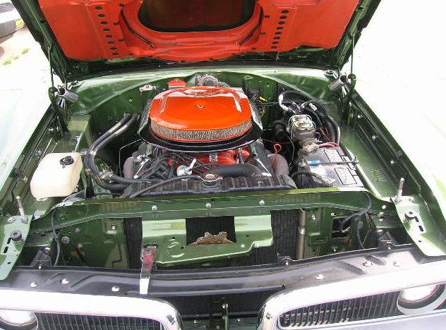 1970 Dodge Coronet R/T Replica 383 CI, Automatic presented as lot F228 at Kansas City, MO 2010 - image7