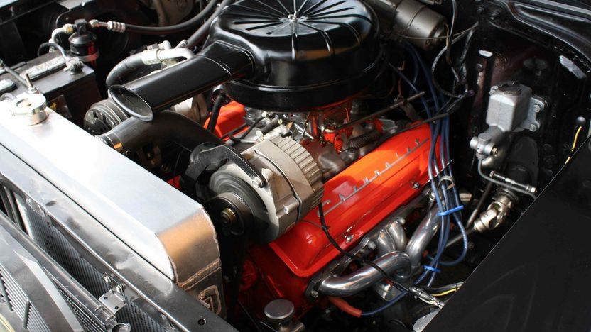 1957 Chevrolet Bel Air 2-Door Sedan 350 CI, 4-Speed  presented as lot F232 at Kansas City, MO 2010 - image4