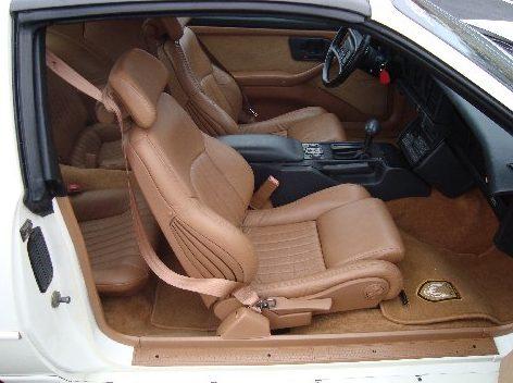 1989 Pontiac Trans Am T-Tops 20th Anniversary Edition presented as lot F238 at Kansas City, MO 2010 - image4