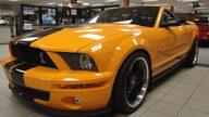 2008 Shelby GT 500 Convertible 500 HP, 6-Speed   presented as lot F246 at Kansas City, MO 2010 - thumbail image3