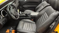 2008 Shelby GT 500 Convertible 500 HP, 6-Speed   presented as lot F246 at Kansas City, MO 2010 - thumbail image4