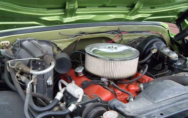 1971 Chevrolet C20 Longhorn Pickup 402 CI presented as lot S4 at Kansas City, MO 2010 - image5