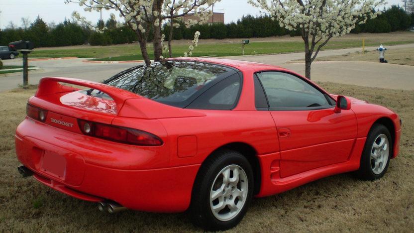 1998 Mitsubishi 3000 GT Coupe 5-Speed  presented as lot S9 at Kansas City, MO 2010 - image2