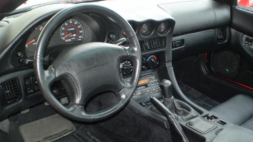 1998 Mitsubishi 3000 GT Coupe 5-Speed  presented as lot S9 at Kansas City, MO 2010 - image4
