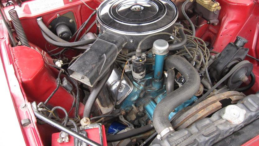 1969 AMC AMX 2-Door 390/335, 4-Speed presented as lot S17 at Kansas City, MO 2010 - image7