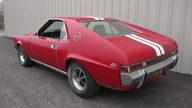 1969 AMC AMX 2-Door 390/335, 4-Speed presented as lot S17 at Kansas City, MO 2010 - thumbail image3