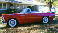 1956 Ford Thunderbird Convertible Automatic presented as lot S19 at Kansas City, MO 2010 - thumbail image3