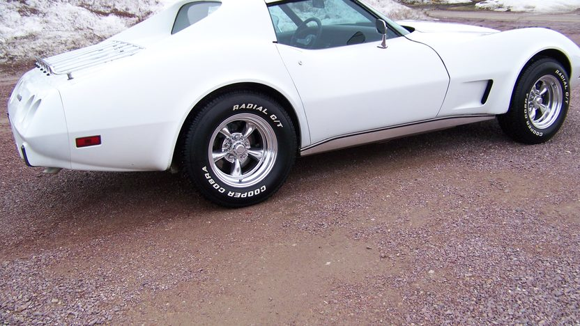 1977 Chevrolet Corvette Coupe presented as lot S30 at Kansas City, MO 2010 - image2