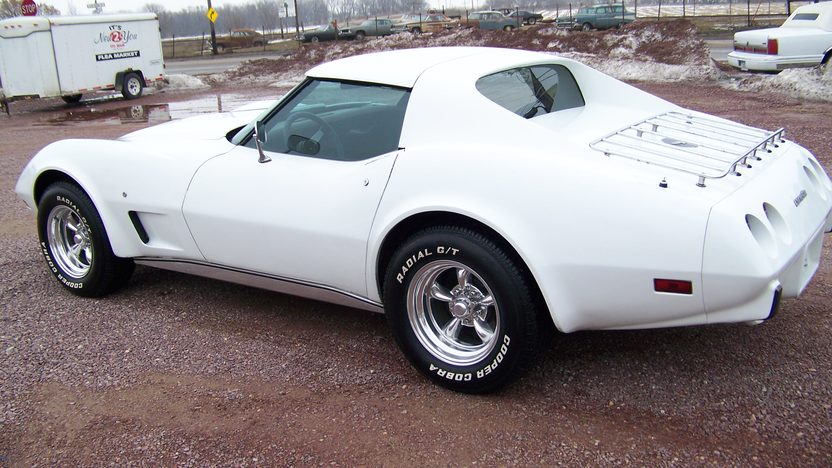1977 Chevrolet Corvette Coupe presented as lot S30 at Kansas City, MO 2010 - image3