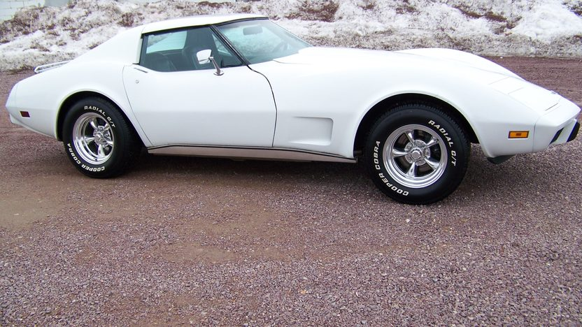 1977 Chevrolet Corvette Coupe presented as lot S30 at Kansas City, MO 2010 - image4