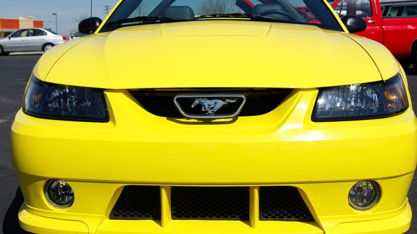 2001 Ford Mustang Roush Stage 3 Convertible presented as lot S32 at Kansas City, MO 2010 - image3
