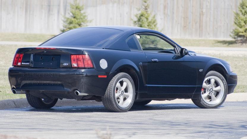 2001 Ford Mustang Bullitt 5-Speed   presented as lot S44 at Kansas City, MO 2010 - image2