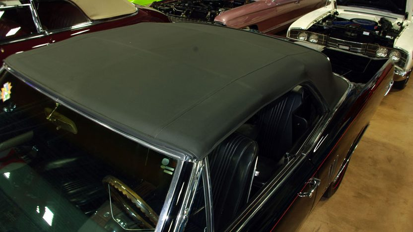 1967 Pontiac Lemans Convertible 4-Speed presented as lot S45 at Kansas City, MO 2010 - image6