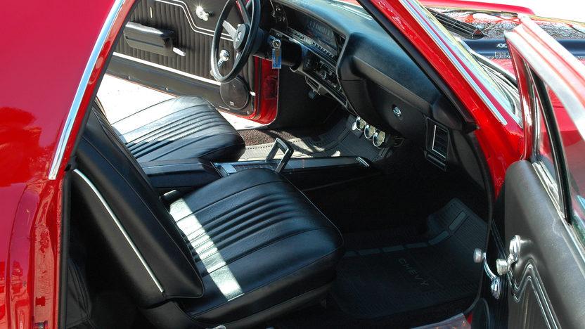 1972 Chevrolet El Camino Pickup 350/350, Automatic presented as lot S47 at Kansas City, MO 2010 - image6