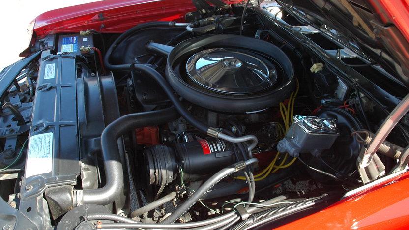 1972 Chevrolet El Camino Pickup 350/350, Automatic presented as lot S47 at Kansas City, MO 2010 - image7