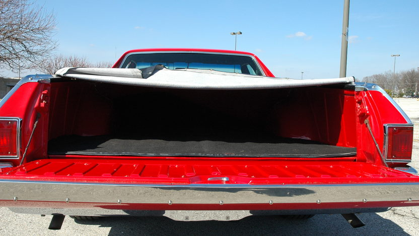 1972 Chevrolet El Camino Pickup 350/350, Automatic presented as lot S47 at Kansas City, MO 2010 - image8
