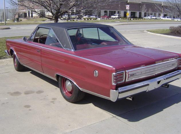 1966 Plymouth Hemi Satellite 2-Door 426/425 HP presented as lot S152 at Kansas City, MO 2010 - image2