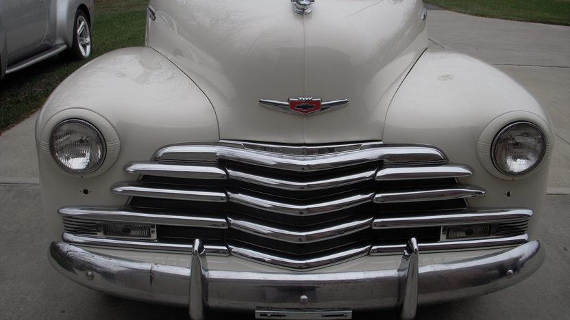 1948 Chevrolet Aero 2-Door Sedan 3-Speed  presented as lot S175 at Kansas City, MO 2010 - image3