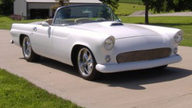 1955 Ford Thunderbird Convertible 4-Speed Automatic presented as lot S182 at Kansas City, MO 2010 - thumbail image2