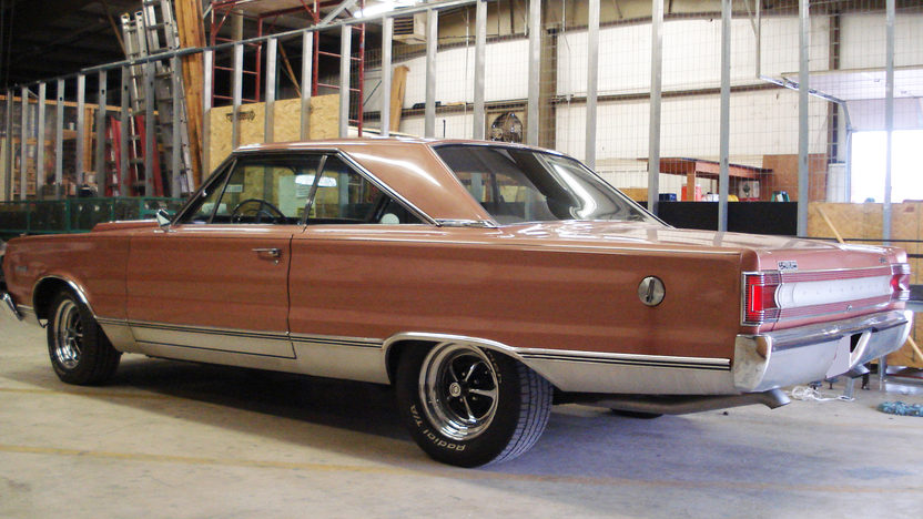 1967 Plymouth Satelite 2-Door 472/600 HP, Automatic presented as lot S193 at Kansas City, MO 2010 - image2